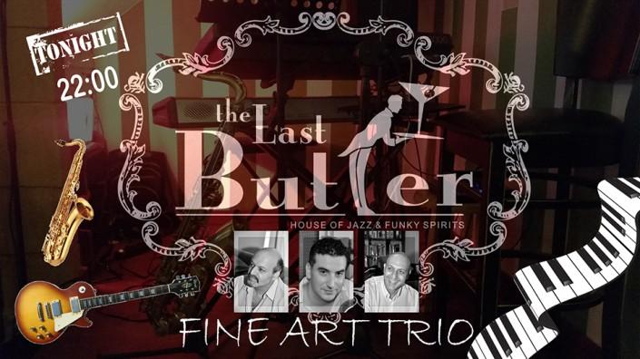 THE LAST BUTTLER 13 Jan