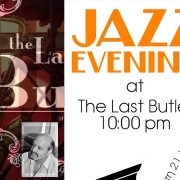 THE LAST BUTLER 21 Jan